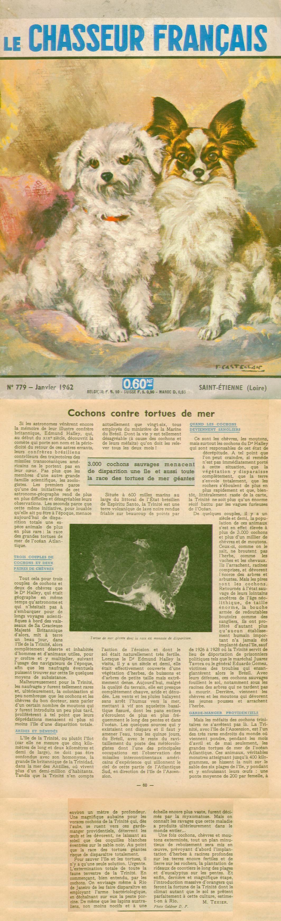 inventaire ch u00e9loniens  3  1960  1999